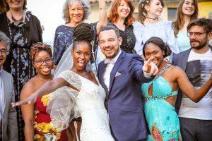 photo groupe mariage glup production