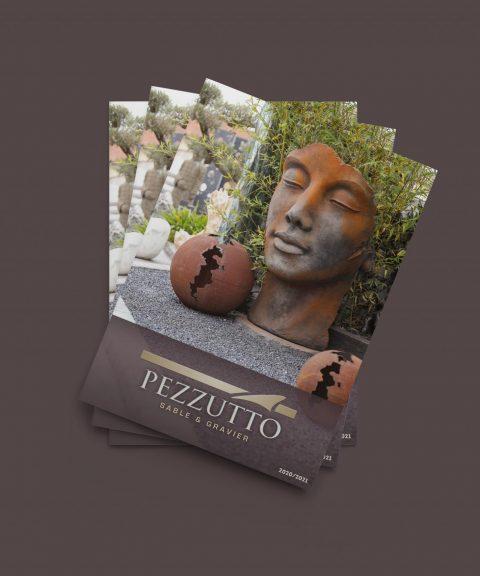 image couverture catalogue pezzutto glup production