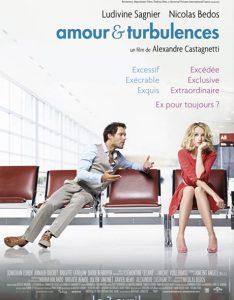 affiche film amour et turbulences