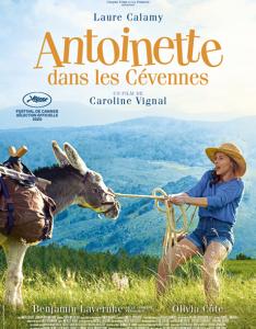 affiche film Antoinette dans les Cevennes