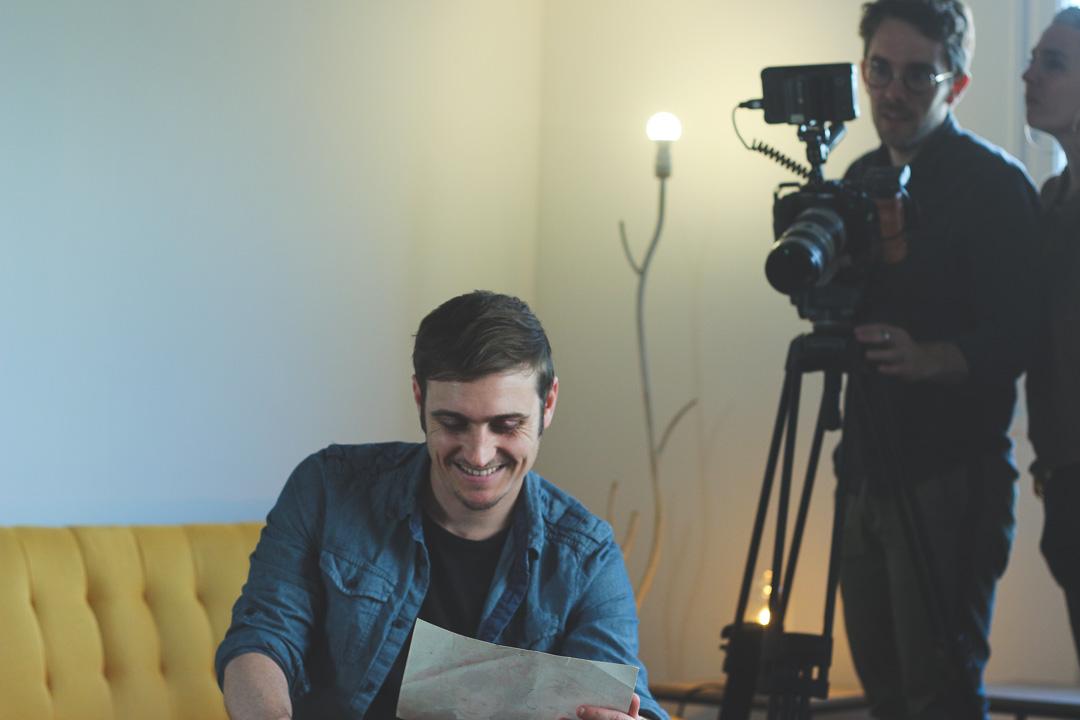 photo homme acteur casting glup production