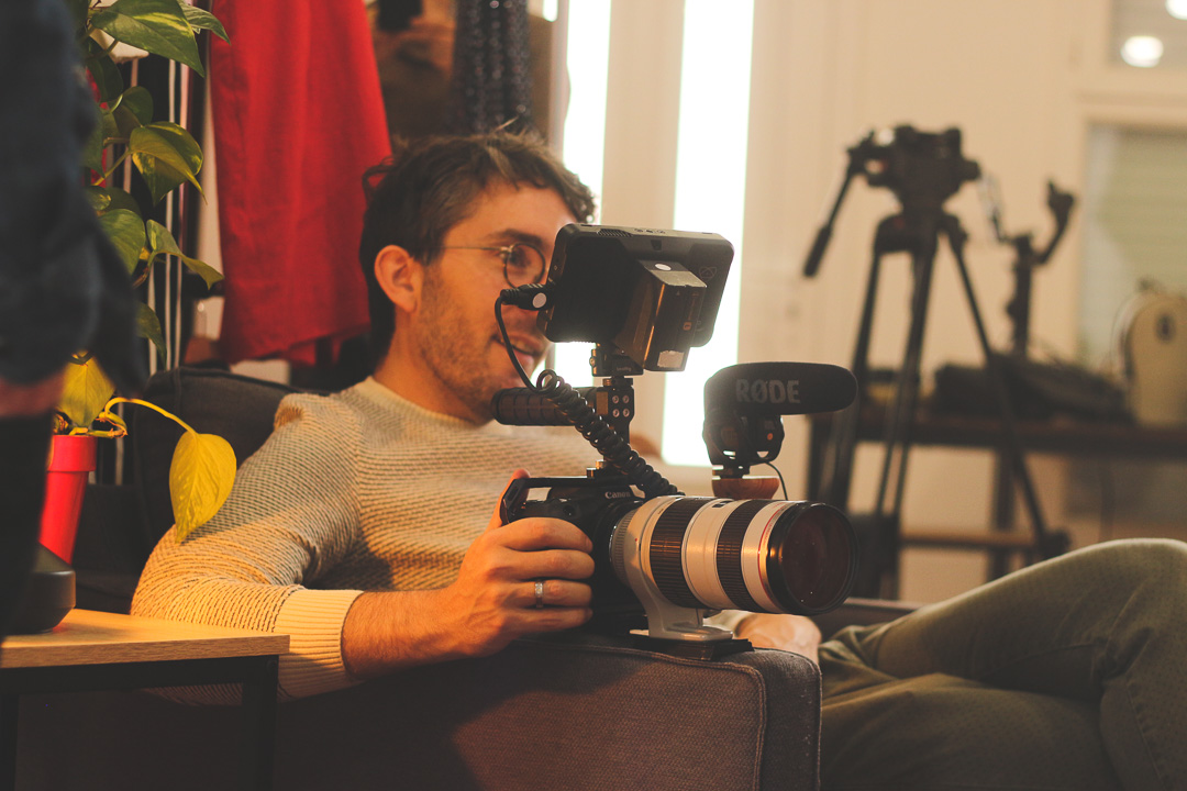 photo cameraman casting glup production