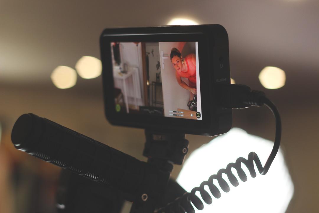 photo image camera femme casting glup production